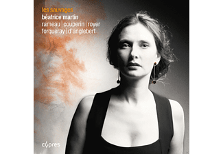 Beatrice Martin - Les Sauvages - (CD)