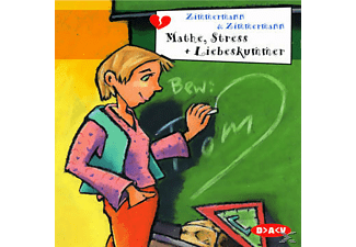 - Mathe, Stress + Liebeskummer - (CD)