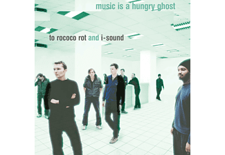 To Rococo Rot, I-sound - Music Is A Hungry Ghost (Ltd.Edt.) - (Vinyl)