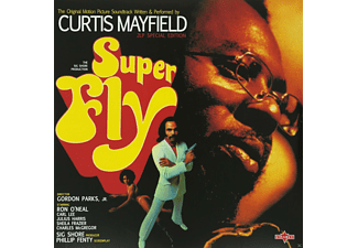 Curtis Mayfield - Superfly (Special Edition-2lp+Cd) - (LP + Bonus-CD)