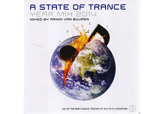 Armin Van Buuren - A State Of Trance Yearmix 2014 - (CD)