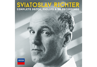 Richter Svjatoslav - Richter-Complete Decca, Philips & Dg Recordings [CD]