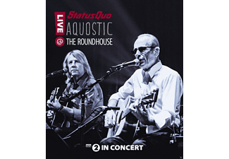 Status Quo - Aquostic! Live At The Roundhouse - (Blu-ray)
