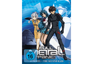Full Metal Panic! 2nd Raid + Fumoffu [DVD]