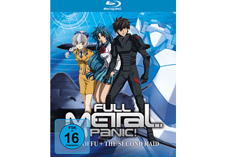 Full Metal Panic! 2nd Raid + Fumoffu - (Blu-ray)