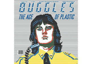 The Buggles - The Age Of Plastic - (CD)