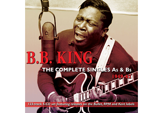 B.B. King - The Complete Singles As & Bs 1949-62 - (CD)