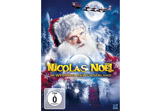 nicolas noel dvd animations kinderfilme dvd. Black Bedroom Furniture Sets. Home Design Ideas