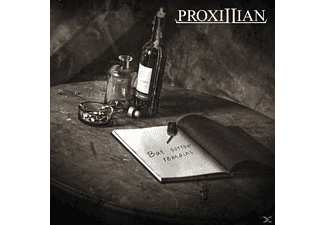 Proxillian - But Sorrow Remains [CD]