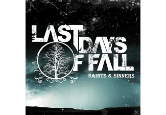 Last Days Of Fall - Saints & Sinners [CD]
