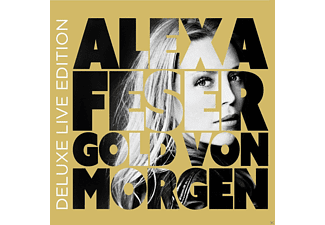 Alexa Feser - Gold von Morgen (Deluxe Live Edition) - (CD)