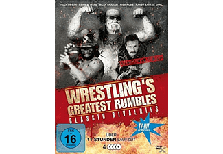 Wrestling's Greatest Rumbles - (DVD)