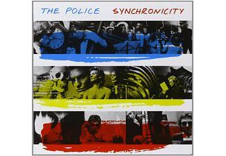 The Police - Synchronicity [CD EXTRA/Enhanced]