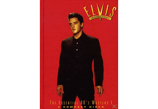 Elvis Presley - From Nashville To Memphis-Essential 60s Masters [CD]
