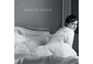 Valerie Sajdik - Les Nuits Blanches [CD]
