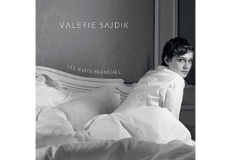 Valerie Sajdik - Les Nuits Blanches - (CD)