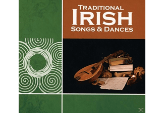 VARIOUS - Traditional Irish Songs & Dances - (CD)