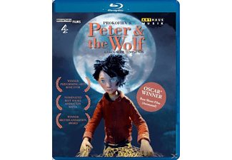 Suzie/animation Templeton - Peter Und Der Wolf [Blu-ray]