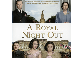 Paul Englishby - A Royal Night Out/Ost - (CD)