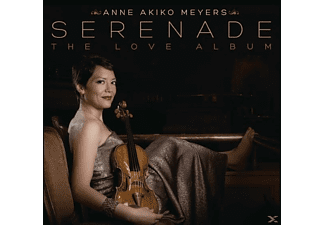 Anne Akiko Meyers - Serenade - The Love Album [CD]