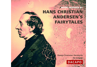 Ole Schmidt - Music Inspired by Hans Christian Andersen's Fairytales - (CD)