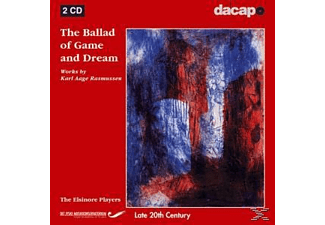 The Elsinore Players - The Ballad Of Game And Dreams - (CD)