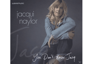 Jacqui Naylor - You Dont Know Jacqui - (CD)