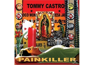Tommy Castro - Painkiller - (CD)