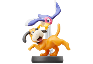 AMIIBO Super Smash Bros: Duck Hunt Duo