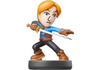 AMIIBO Super Smash Bros: Mii Sword Fighter