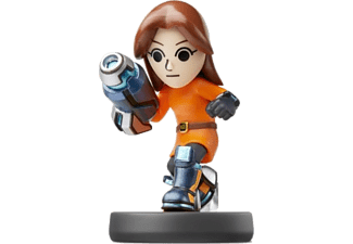 AMIIBO Super Smash Bros: Mii Gunner