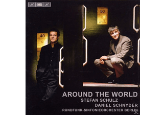 SCHULZ,STEFAN & SCHNYDER,DANIEL - Around the World - (CD)