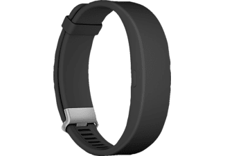 SONY SmartBand 2 SWR12, Activity Tracker, 250 mm, Schwarz