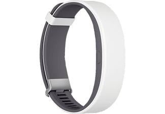 SONY SmartBand 2 SWR12, Activity Tracker, 250 mm, Weiß