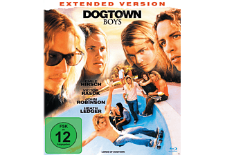 Dogtown Boys (Extended Version) - (Blu-ray)