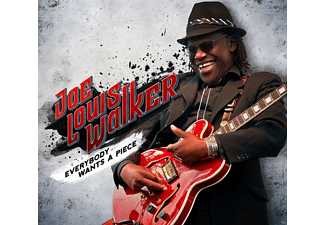 Joe Louis Walker - Every Wants A Piece - (CD)