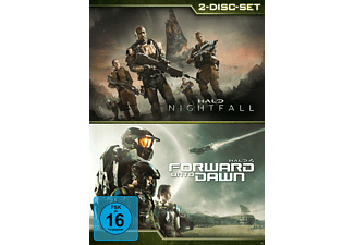 Halo-Double Feature (Limited Edition) - (DVD)