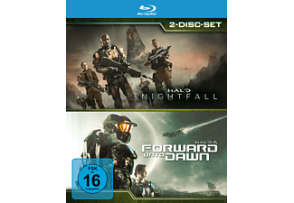 Halo-Double Feature (Limited Edition) - (Blu-ray)