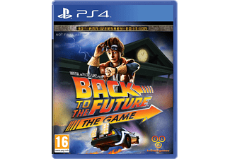 Back to the Future 30th Anniversary Edition PS4