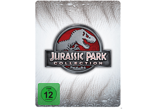 Jurassic Park Collection 1-4 [Blu-ray]