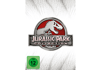 Jurassic Park Collection 1-4 - (DVD)