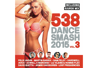Various - 538 Dance Smash 2015 Vol.3 | CD