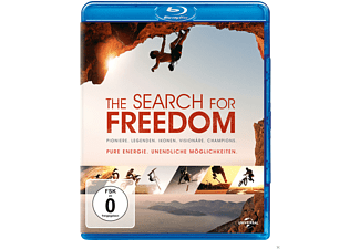 The Search for Freedom [Blu-ray]