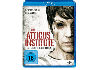 The Atticus Institute - Teuflische Experimente - (Blu-ray)