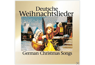 VARIOUS - German Christmas Songs - (CD)