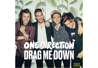 One Direction - Drag Me Down - (5 Zoll Single CD (2-Track))