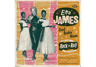 James Etta - Good Rockin' Mama: Her 1950s Rock'n'roll Dance Party [CD]