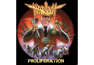 Harlott - Proliferation - (CD)