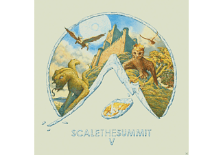 Scale The Summit - V - (CD)