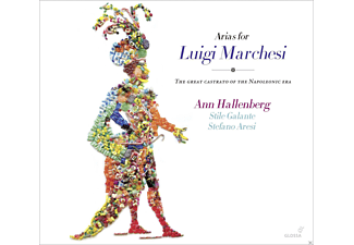 Ann Hallenberg - Arias For Luigi Marchesi - (CD)